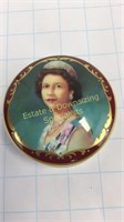 EIIR Golden Jubilee Coalport LTD Ed Box