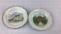 England Scotland & Empire Dish Souvenirs