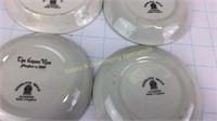 4 Goodliffe Neale Alcester England Dishes