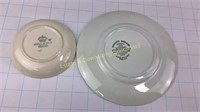 Scenic Dishes Meakin Johnson & Enoch Wedgwood