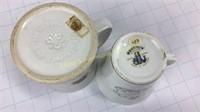 Mixed Pottery Charles & Diana Plates & Mugs