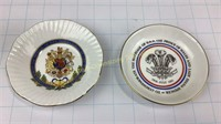Charles & Diana Marriage Souvenir Dishes