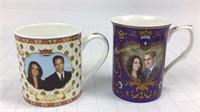 Prince William & Catherine Middleton China