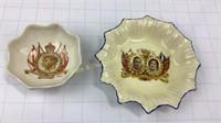 George VI Coronation China Commemoratives
