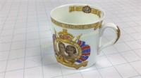 George VI & Family Portait Coronation China