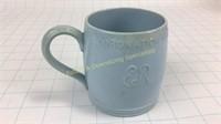 Edward VIII 1937 Coronation Mug Johnson Bros