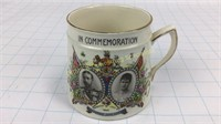 George V Devon Ware Coronation Mug