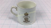 George V Royal Doulton Coronation Mug