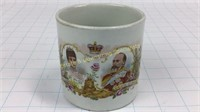 Edward VII 1902 Coronation China