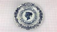 Victoria Diamond Jubilee Dishes 1887