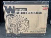 WEN Super Quiet 3800W Inverter Generator