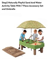 Step2 Naturally Playful Sand & Water Activity