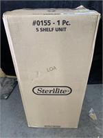 Sterilite 5 Drawer Shelf