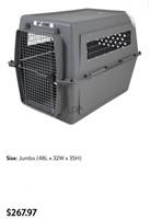 Petmate Sky Kennel Jumbo Dog Travel Crate