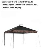 Ozark Trail 10x10ft Canopy