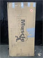 5-Shelf Steel Muscle Rack