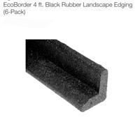 Black Eco Border