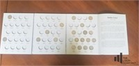Partial Collection of Buffalo Nickels