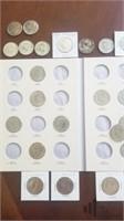 Partial Kennedy Half Dollar Collection '64 - '09
