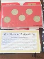 '99 - '04 Denver Mint State Quarter Collection