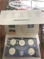 '99 - '09 Denver Mint State Quarter Collection