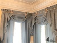 Handmade Window Treatments and Hardware