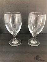 Set of 5 Iced Beverage Glasses
