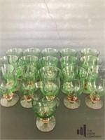 Pfaltzgraff Napoli iced Beverage Glasses