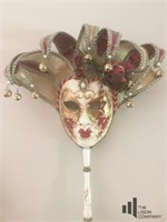 Pair of Mardi Gras Masks
