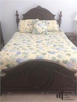 Cottage Style Queen Bed