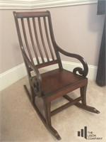 Child's Rocking Chair by Bombay