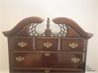 Cherry Colored Chest of Drawers