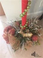 Free Standing Christmas Arrangement