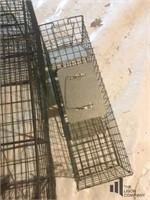 Pair of Animal Traps