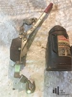 Craftsman Professional Hydraulic Jack with Wench