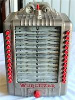 Wurlitzer Wall Juke Box (no key)