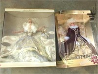 Collectible Barbie Dolls in Original Boxes