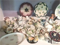 Collection of Miniature Figurines