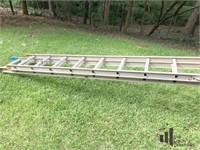 Lewisville Adjustable Ladder