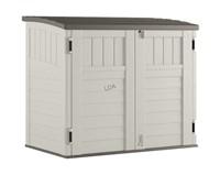 Suncast Horizontal Storage Shed