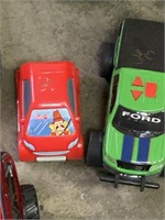 RC and Toy Cars, not sure if they all work