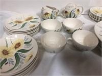 Southern Galleries- Blue Ridge- Set of plates