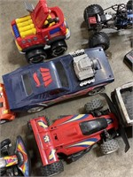Plastic RC cars not sure if they all work