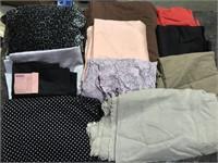 Lot of fabric