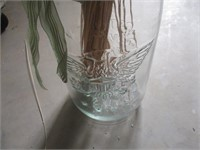 Large GlassJar/Nice One Here
