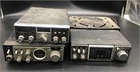 3 - CB Radios Untested Panasonic