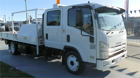 2012 Isuzu NQR 450 Crew Premium Truck Traders WA - Trucks for Sale
