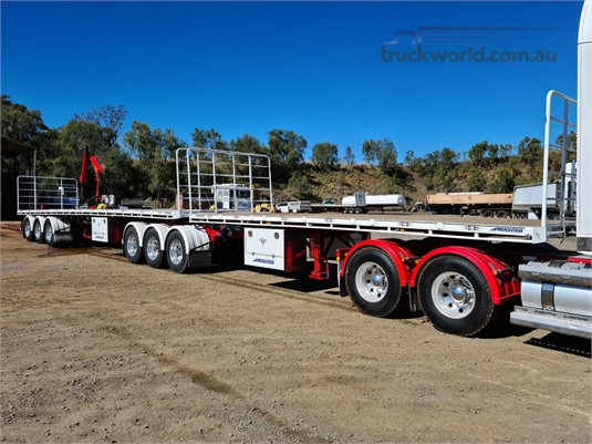 2018 Freighter Flat Top Trailer - Trailers for Sale