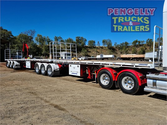 2018 Freighter Flat Top Trailer Pengelly Truck & Trailer Sales & Service - Trailers for Sale