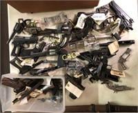 Lot of Asst Pistol & Revolver Parts Guns